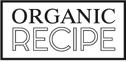 【Organic Recipe|オーガニックレシピ】 ロゴ