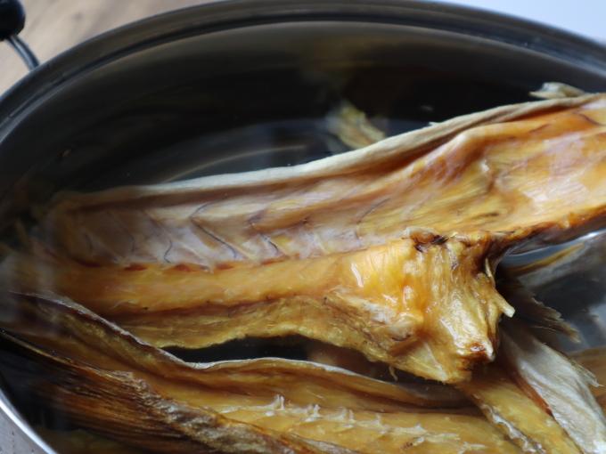 棒鱈 レシピ